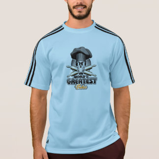 Camiseta O grande padeiro v7 do mundo