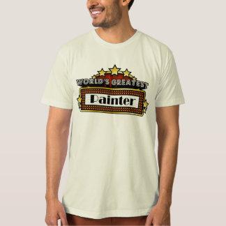 Camiseta O grande pintor do mundo