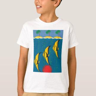 Camiseta O grande recife de coral Austrália