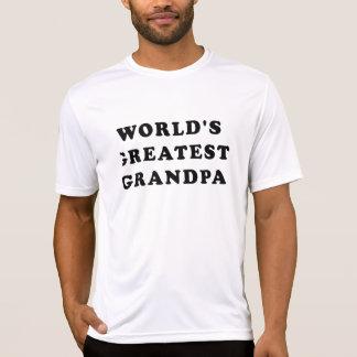 Camiseta O grande vovô do mundo