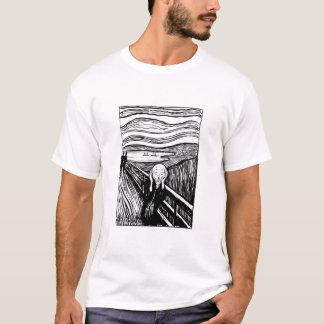 Camiseta O gritar
