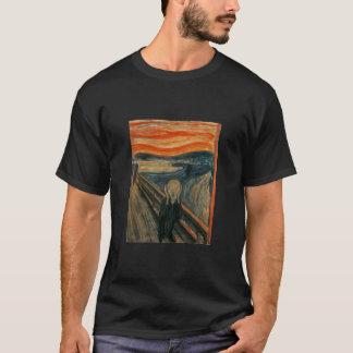 Camiseta O gritar - em sua camisa!