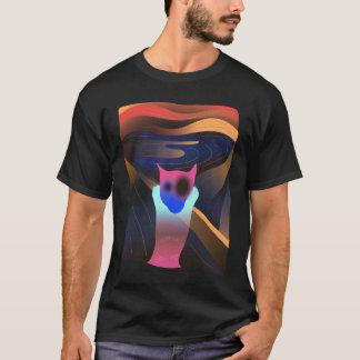 Camiseta O Gritar-eow/série clássica