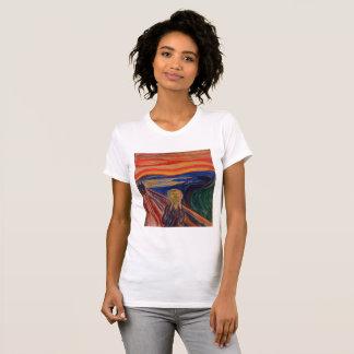 Camiseta O gritar por Edvard Munch