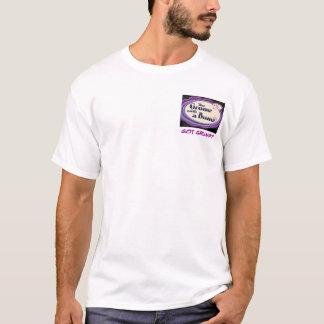 Camiseta O Grump com uma colisão