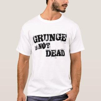 Camiseta O Grunge não é t-shirt inoperante