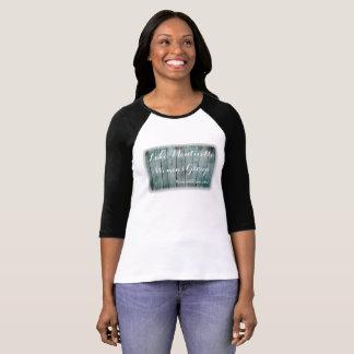 Camiseta O grupo das mulheres de Monticello do lago