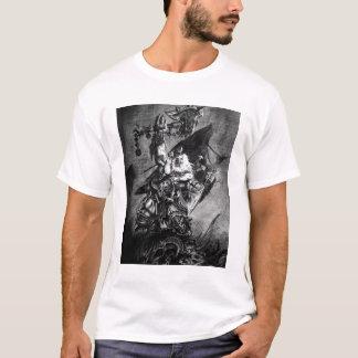 Camiseta O guerreiro