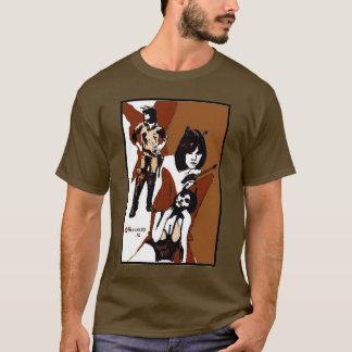 Camiseta O guerreiro da borboleta