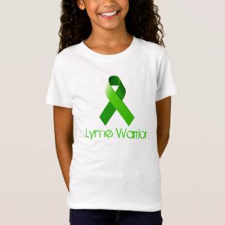 Camiseta O guerreiro de Lyme caçoa o Tshirt
