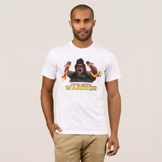 Camiseta O guerreiro final de justiça social!