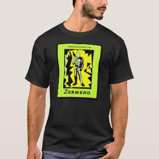 """Camiseta """"O guerreiro gráfico"""" um projetado por Zermeno"""