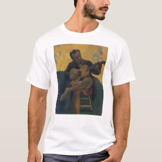 Camiseta O guitarrista