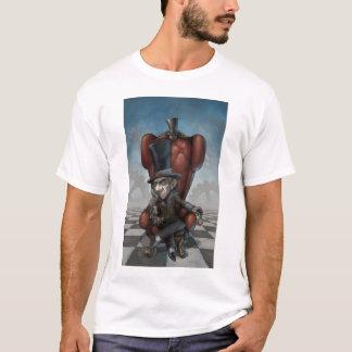 Camiseta O Hatter louco