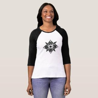 Camiseta O Henna inspirou o t-shirt do diamante