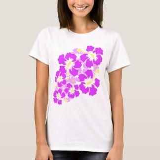 Camiseta O hibiscus havaiano floresce o T