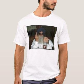 Camiseta O homem bêbedo do turbante