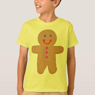 Camiseta O homem de pão-de-espécie