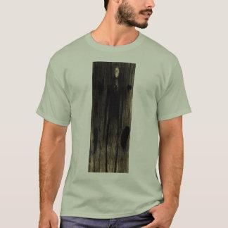 Camiseta O homem delgado