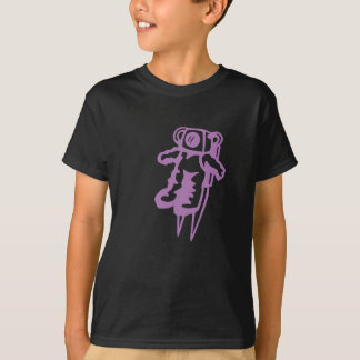 Camiseta O homem do espaço caçoa o t-shirt