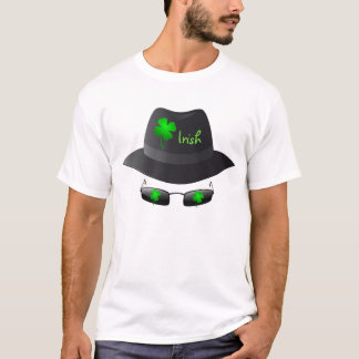 Camiseta O homem invisível irlandês - t-shirt