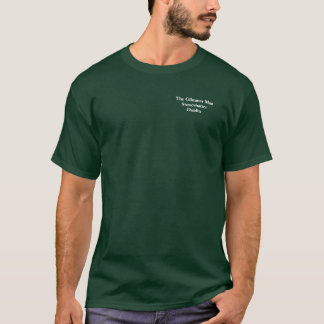Camiseta O homem Stoneybatter Dublin do reflexo