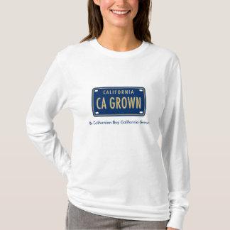 Camiseta O Hoodie das mulheres crescidas Califórnia do