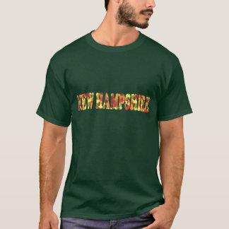 Camiseta O Hoodie dos homens do outono de New Hampshire