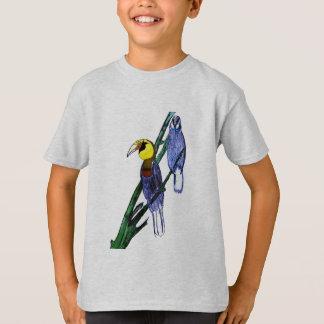 Camiseta O hornbill de Blyth