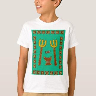 Camiseta O imperador dos peixes