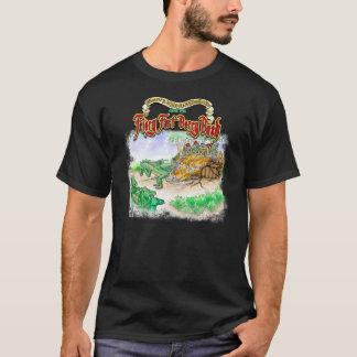 Camiseta O impetuosos Fart o t-shirt dos homens da baga (as