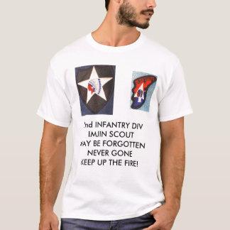 Camiseta ò Inf Div 001, òs Inf Div 002, ?a INFANTARIA…