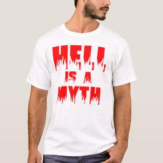 Camiseta O inferno é um t-shirt do mito
