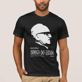 Camiseta O Inimigo do Estado