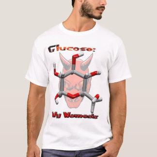 Camiseta O inimigo o mais mau de um diabético