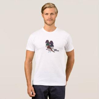Camiseta O irmão do pássaro