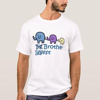 Camiseta O irmão o mais grande