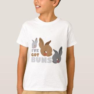 Camiseta o ive obteve bolos (os coelhos de coelho bonitos)