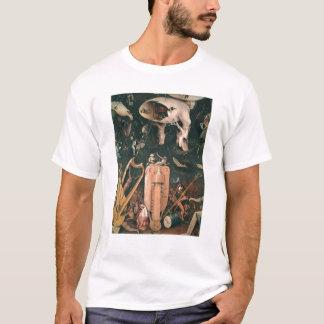 Camiseta O jardim de prazeres terrestres