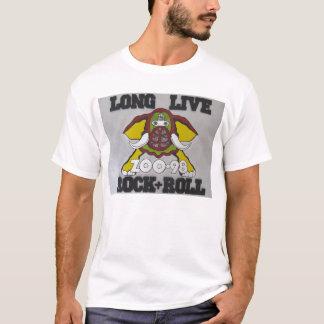 Camiseta O JARDIM ZOOLÓGICO 98 vive por muito tempo rock