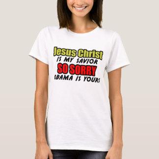 Camiseta O Jesus Cristo é meu salvador