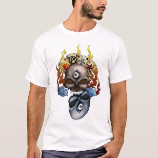 Camiseta O jogador