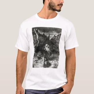 Camiseta O judeu de vagueamento