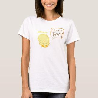 Camiseta o kiki diz Rawr