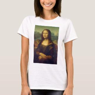 Camiseta O La Joconde de Mona Lisa por Leonardo da Vinci