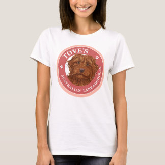 Camiseta O Labradoodles de Tove