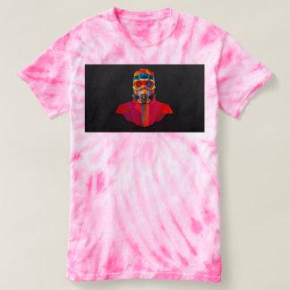 Camiseta o laço dos wemen morre rosa do t-shirt