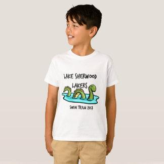 Camiseta O lago Sherwood caçoa o t-shirt