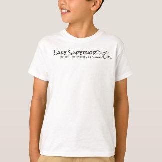 Camiseta O Lago Superior - humor