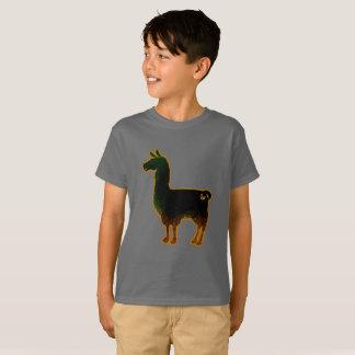 Camiseta O lama oxidado caçoa o t-shirt